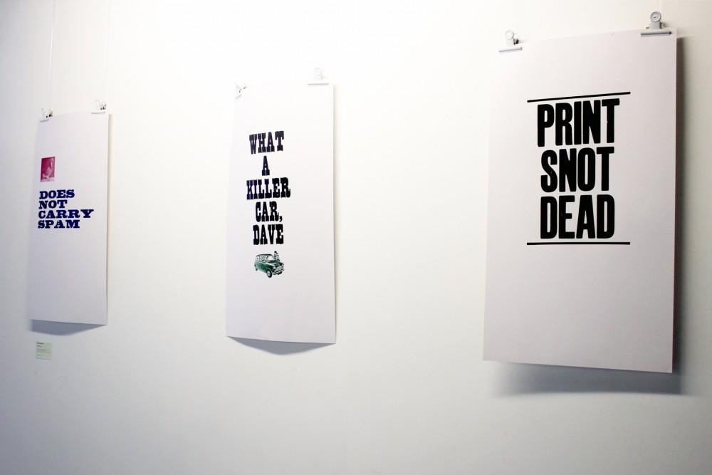 Leeds Print Festival (2012)