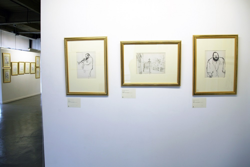 Ronald Searle Remembered (2012)