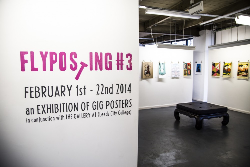 #Flyposting (2014)
