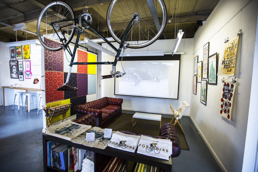 Cyclism, The Gallery at Munro House