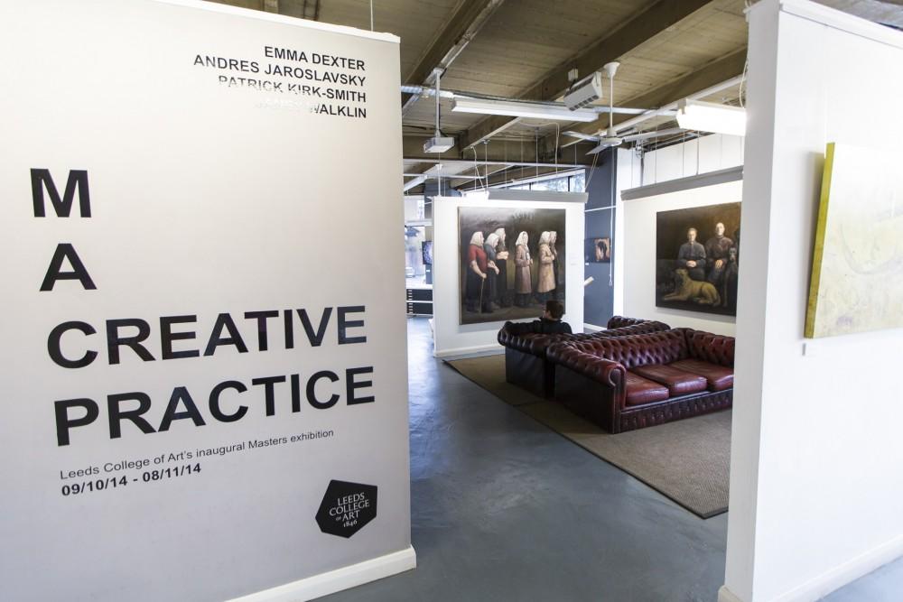 MA Creative Practice (2014)