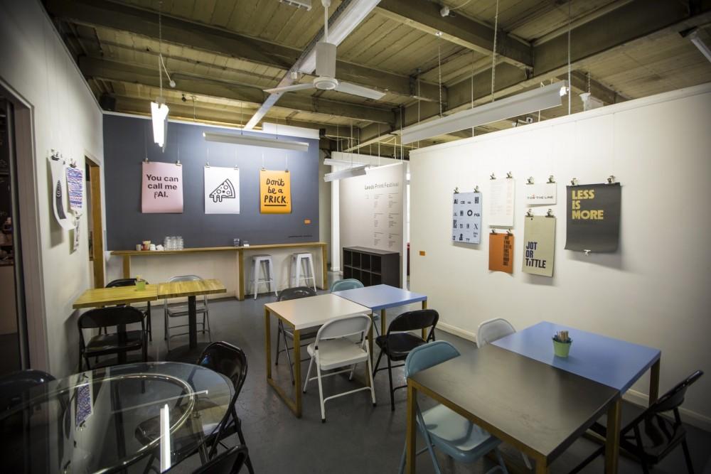 Leeds Print Festival 2015