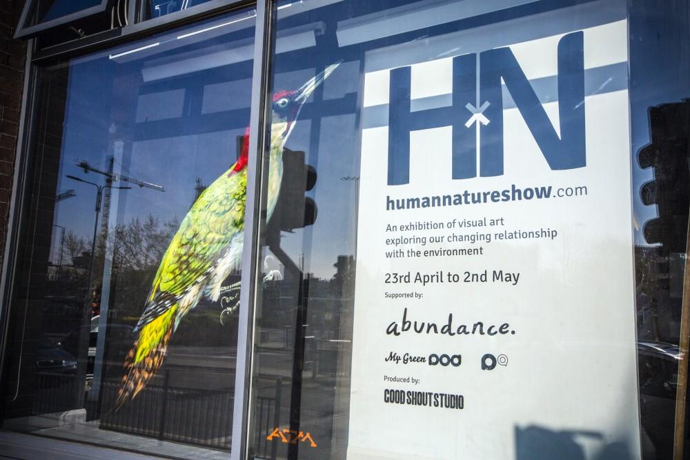 Human Nature Show, April 2015