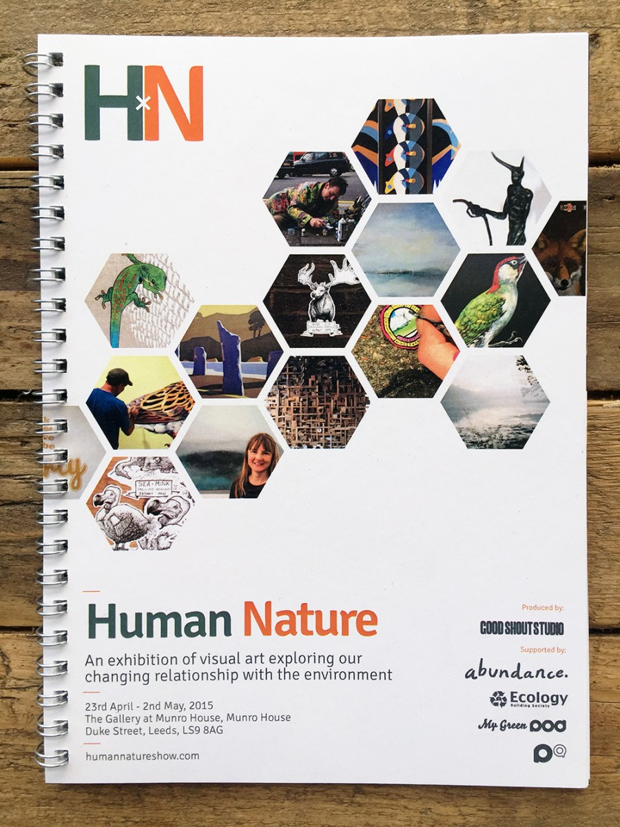 Human Nature Show Catalogue