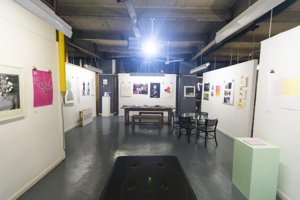Influx - BA Hons Graphic Arts & Design, Leeds Beckett