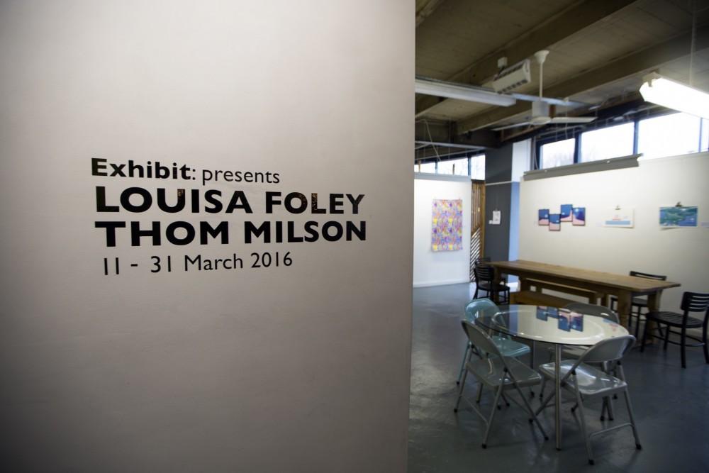 Louisa Foley & Thom Milson