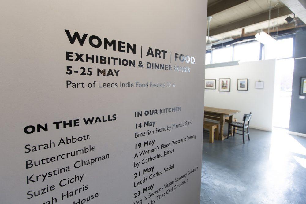 WOMEN | ART | FOOD