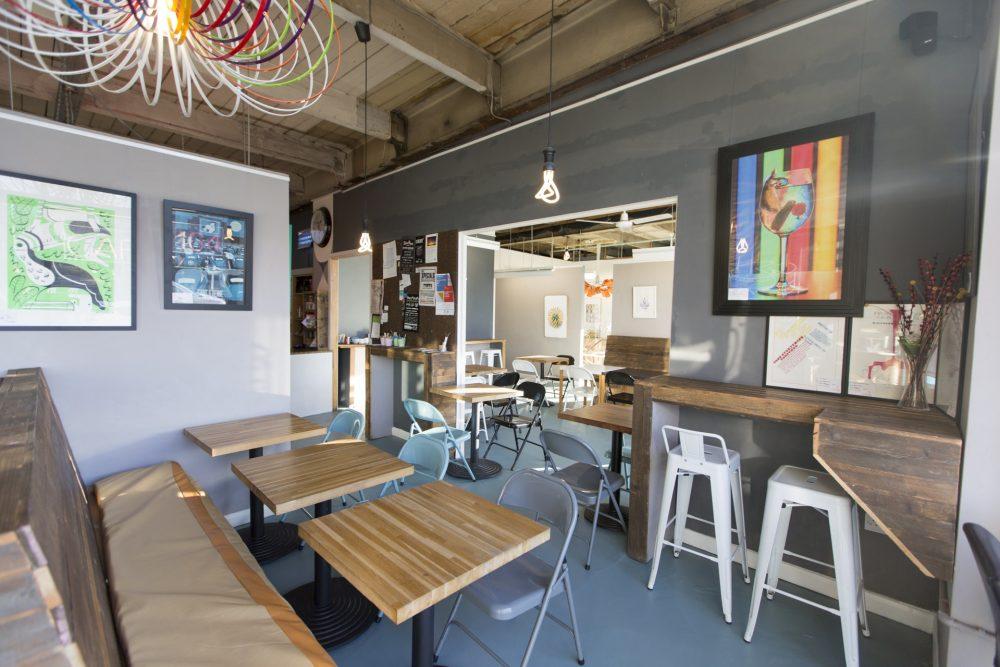 Café 164, January 2017