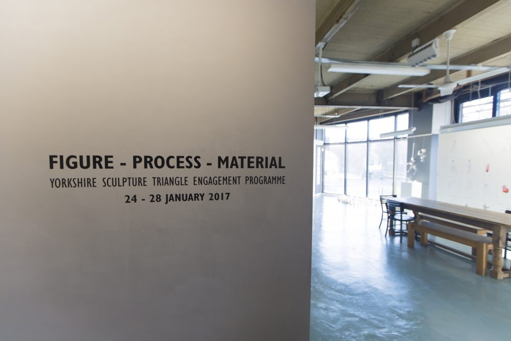 Figure Process Material Exhibition