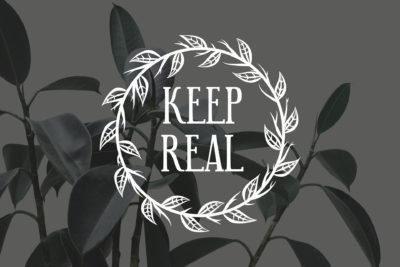 Keep Real at The Gallery at 164